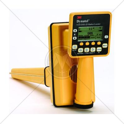 3M Dynatel 1420-iD Electronic Marker System Marker Locator