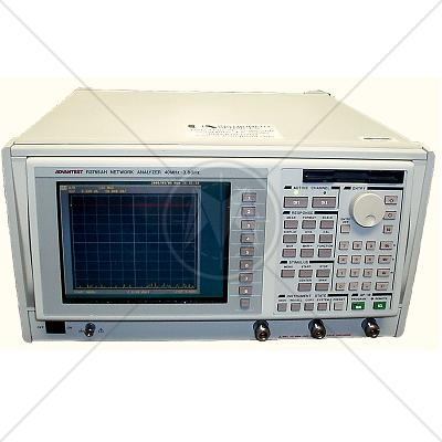 Advantest R3765AH 40 MHz - 3.8 GHz Network Analyzer
