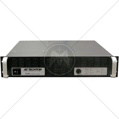 AE Techron 7224 Audio Bandwidth Power Amplifier DC � 300 kHz 1100W
