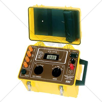AEMC 4500 20kohm 4 Point Ground Resistance Tester