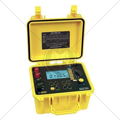 AEMC 6250 Micro-Ohmmeter 10A