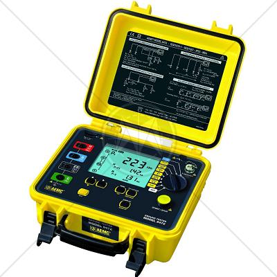AEMC 6472 Multi-Function Ground Resistance Tester