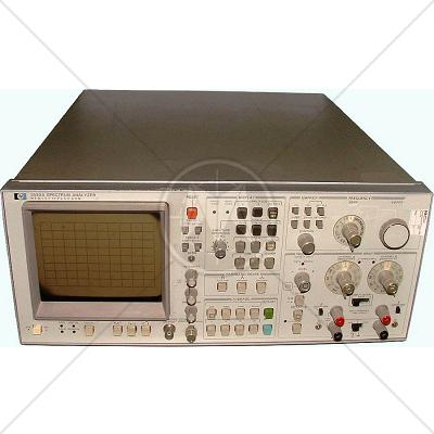 Keysight 3582A Spectrum Analyzer 0.02 Hz - 25.5 kHz