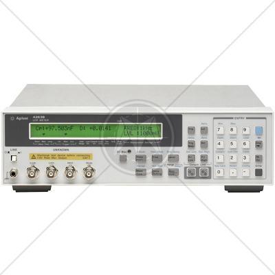 HP / Agilent 4263B LCR Meter