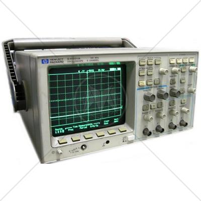 Agilent 54601B 4 Channel 100 MHz Oscilloscope