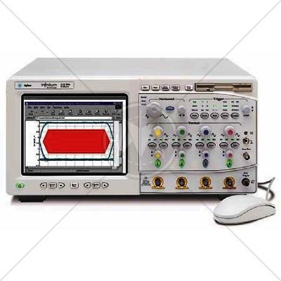 Agilent 54832B 4 Channel 1GHz Infiniium Oscilloscope 4 GSa/s