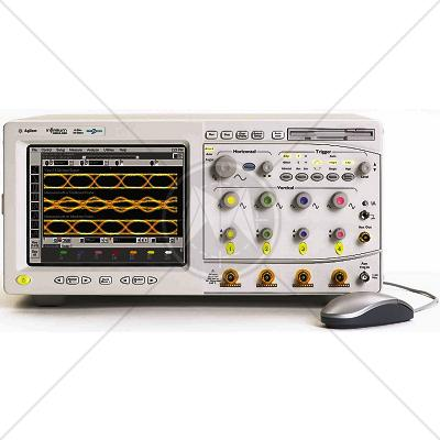 Agilent 54854A 4 Channel 4GHz Infiniium Oscilloscope 20 GSa/s