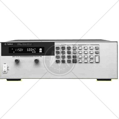 Agilent / HP 6811A Power Source Analyzer 375VA AC