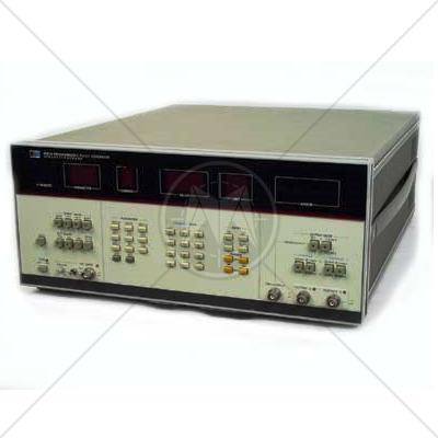 Agilent 8160A Programmable Pulse Generators
