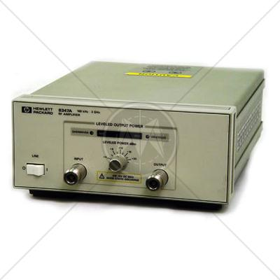 Agilent 8347A RF Amplifier 100 kHz - 3 GHz