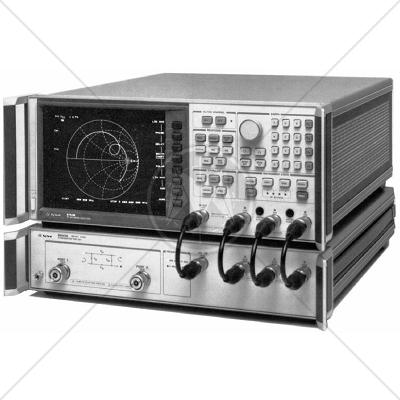 Agilent 8753C Network Analyzer 300 kHz - 3 GHz