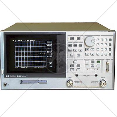 Agilent 8753D Network Analyzer 30 kHz - 3 GHz