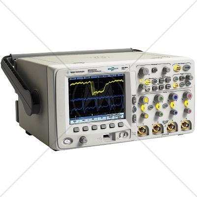 Agilent DSO6034A 4 Channel 300 MHz Oscilloscope