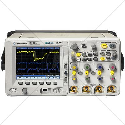 Agilent MSO6012A 2 Scope 16 Digital Channel 100 MHz Oscilloscope
