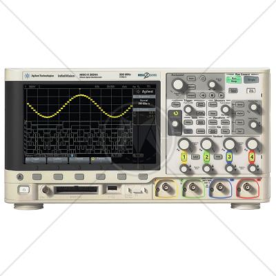 Agilent MSOX2024A 4 Analog 8 Digital Channel 200 MHz Oscilloscope