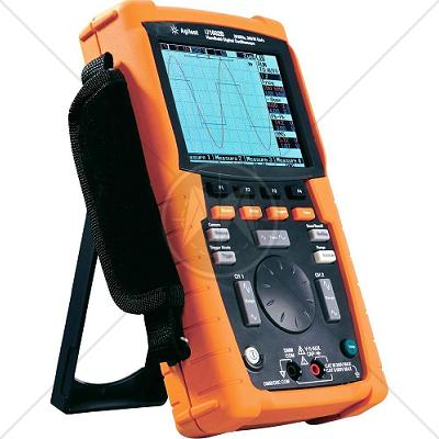 Agilent U1602B 2 Channel 20 MHz Handheld Oscilloscope
