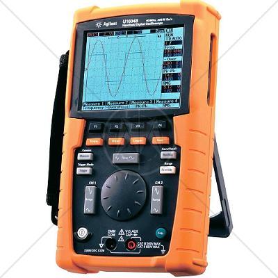 Agilent U1604B 40 MHz 2 Channel Handheld Oscilloscope