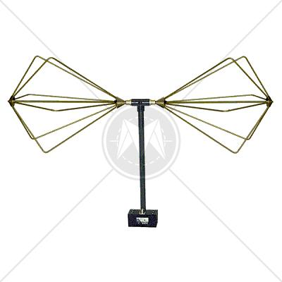 A.H. Systems SAS-544F Folding Biconical Antenna 20 MHz � 300 MHz
