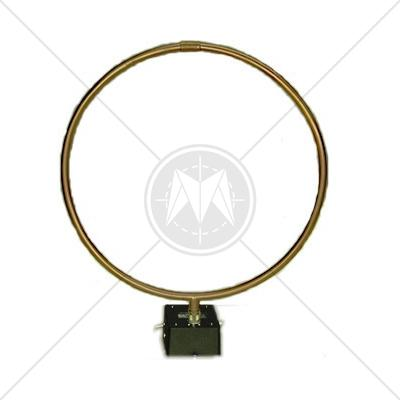 A.H. Systems SAS-562B Active Shielded Loop Antenna 10 kHz � 30 MHz