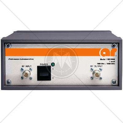 Amplifier Research 1W1000B Solid State Amplifier 100 kHz � 1000 MHz