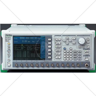 Anritsu MG3681A Digital Modulation Signal Generator 250 kHz - 3 GHz