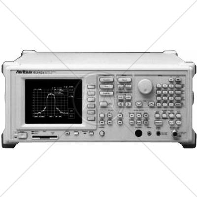 Anritsu MS2602A Spectrum Analyzer 100 Hz - 8.5 GHz