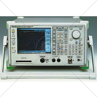 Anritsu MS2683A Spectrum Analyzer 9 kHz - 7.8 GHz