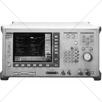 Anritsu MS8606A Digital Mobile Transmitter Tester 300 kHz - 3 GHz
