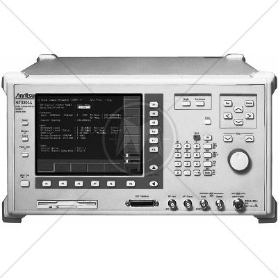 Anritsu MT8802A Radio Communication Analyzer 300 kHz - 3 GHz