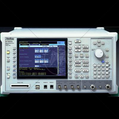 Anritsu MT8820A Radio Communication Analyzer 30 MHz - 2.7 MHz