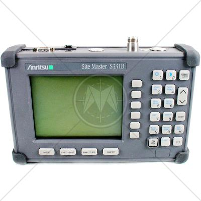 Anritsu S331B Cable & Antenna Analyzer 25 MHz to 3.3 GHz