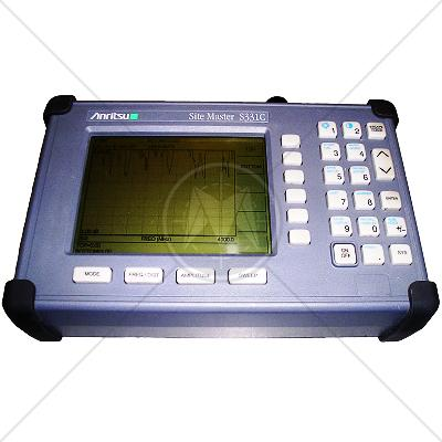 Anritsu S331C Cable & Antenna Analyzer 25 MHz to 4 GHz