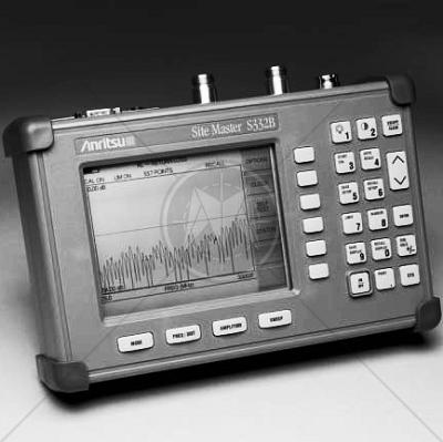Anritsu S332B Cable & Antenna/Spectrum Analyzer 25 MHz - 3.3 GHz