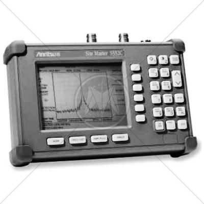 Anritsu S332C Cable & Antenna / Spectrum Analyzer 25 MHz - 4 GHz