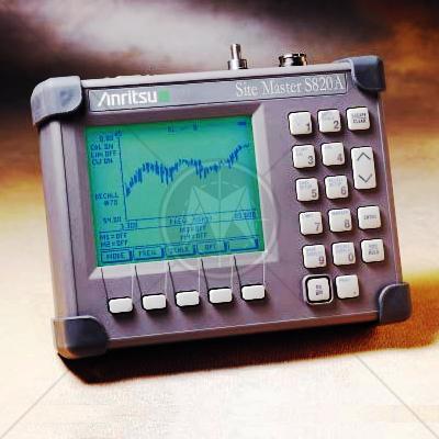 Anritsu S820A Transmission Line & Ant. Analyzer 3.3 GHz - 20.0 GHz