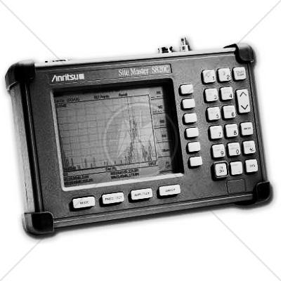 Anritsu S820C Transmission Line & Ant. Analyzer 3.3 GHz - 20.0 GHz