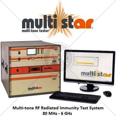 Amplifier Research MT06000 RF Radiated Immunity System 80MHz � 6GHz