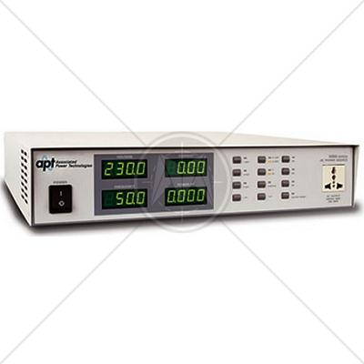 Associated Power 5005 Manual AC Power Source 1Ø 500VA