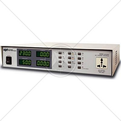 Associated Power 5010 Manual AC Power Source 1Ø 1kVA
