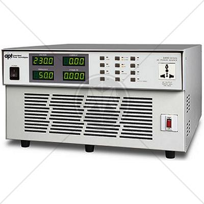 Associated Power 5040 Manual AC Power Source 1Ø 4kVA