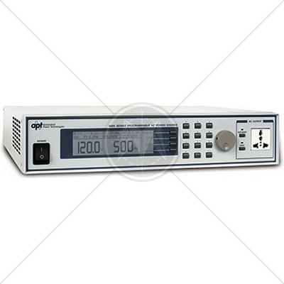 Associated Power 6005 Automated AC Power Source 1Ø 500VA