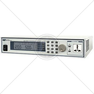 Associated Power 6010 Automated AC Power Source 1Ø 1kVA