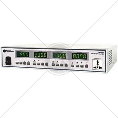 Associated Power LS 1000 Linear AC Power Source 1Ø 1kVA