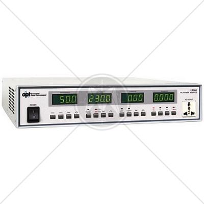 Associated Power LS 500 Linear AC Power Source 1Ø 500VA