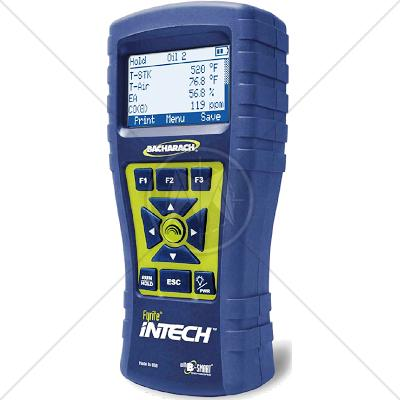 Bacharach Fyrite InTech Residential Combustion Analyzer