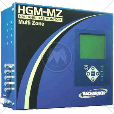 Bacharach HGM-MZ Halogen Multi-Zone Gas Leak Monitor