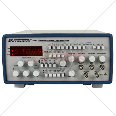 BK Precision 4040A 20MHz Sweep/Function Generator w/ Frequency Counter
