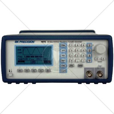 BK Precision 4076 50 MHz Arbitrary Waveform/Function Generator