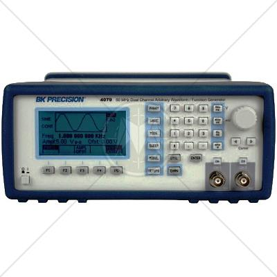 BK Precision 4079 50 MHz Arbitrary Waveform/Function Generator