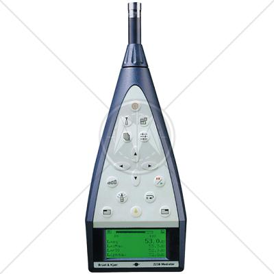Bruel & Kjaer Type 2238 Mediator - Integrating Sound Level Meter